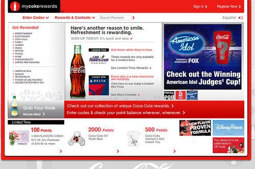 My coke rewards winners sweepstakes